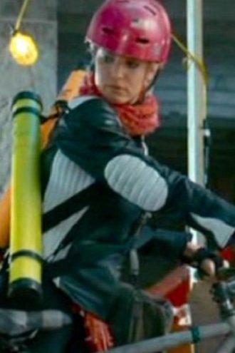 Blonde Ambition Jessica Simpson Biker Jacket