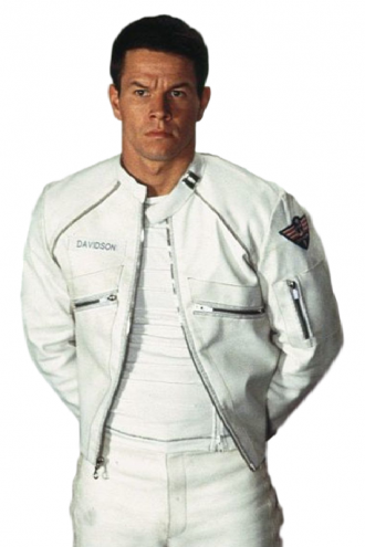 Captain Leo Davidson White Jacket