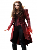 Scarlet Witch Cosplay Coat