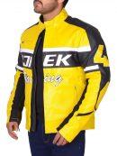Chuck Greene Motorcycle Leather Jacket