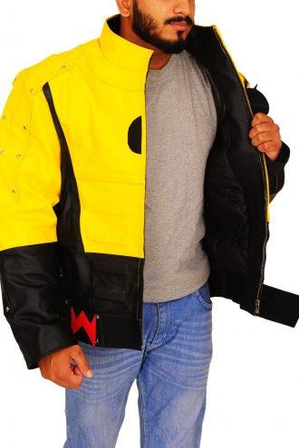 Eobard Thawne Reverse-Flash Yellow Costume