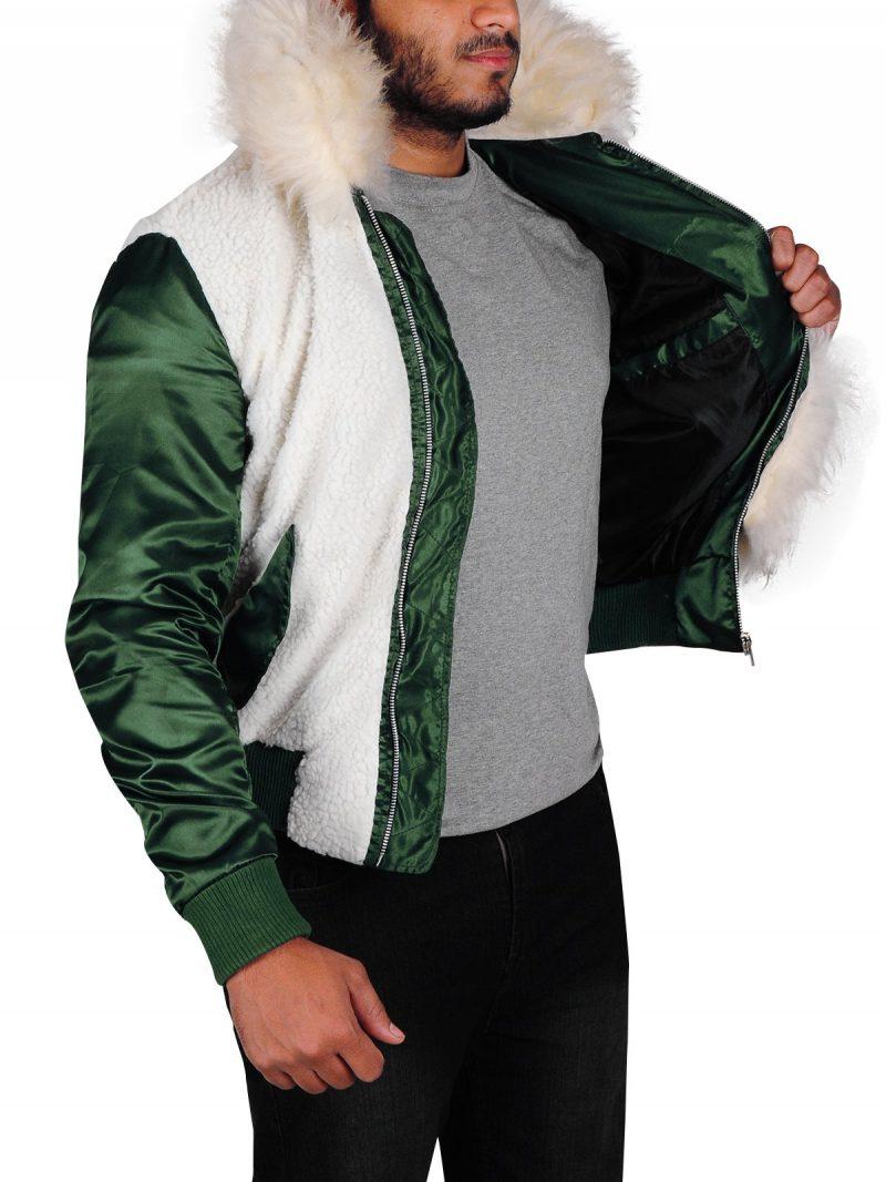 xXx Premier Vin Diesel Fur Leather Jacket