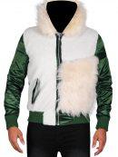 Vin Diesel xXx Mumbai Premiere Fur Coat