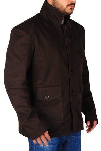 Daniel Craig Skyfall Brown Jacket