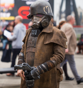 Fallout NCR Veteran Ranger Satisfy Our Customers