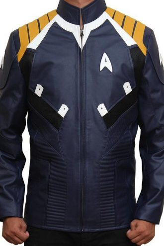 Captain James T. Kirk Blue Jacket