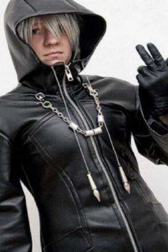 Kingdom Hearts Enigma Organization XIII Coat