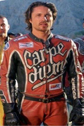 Torque Carpe Diem Motorcycle Leather Jacket