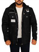 Goldberg Returns Black Jacket