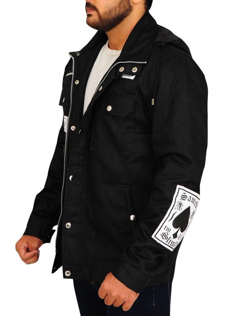 WWE Wrestler Goldberg Returns Jacket