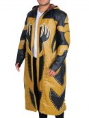 WWE Goldust Costume Leather Coat