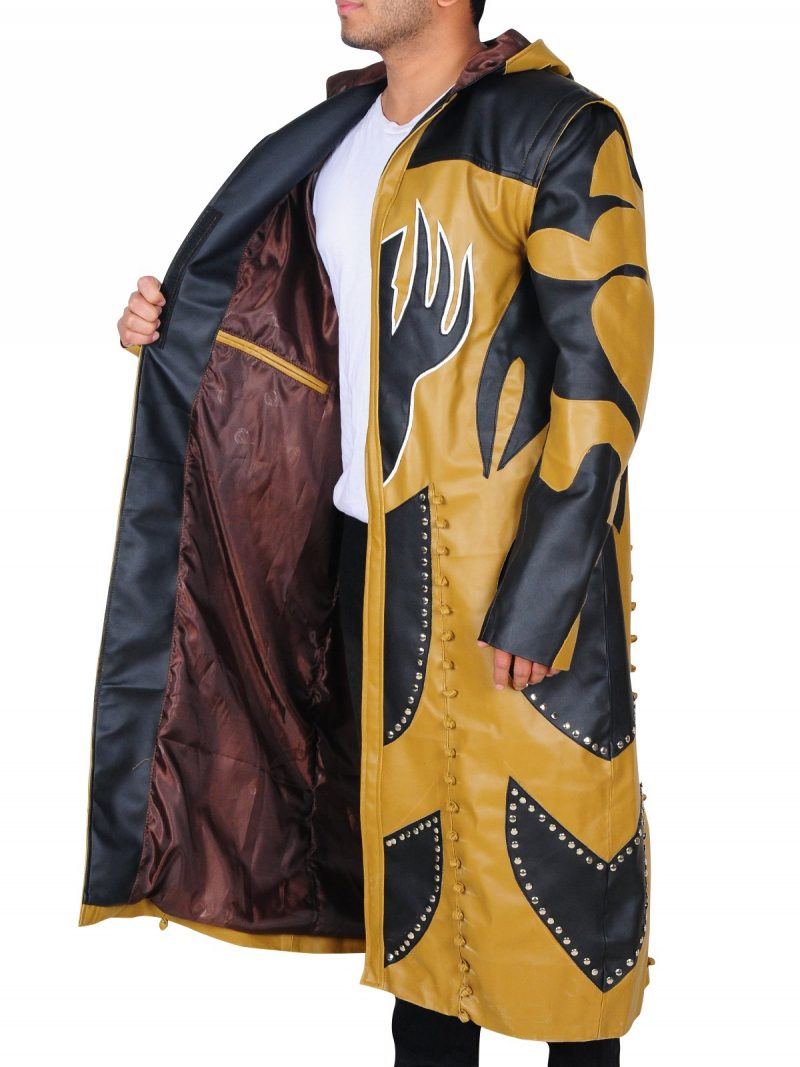 WWE Goldust Costume Coat For Halloween