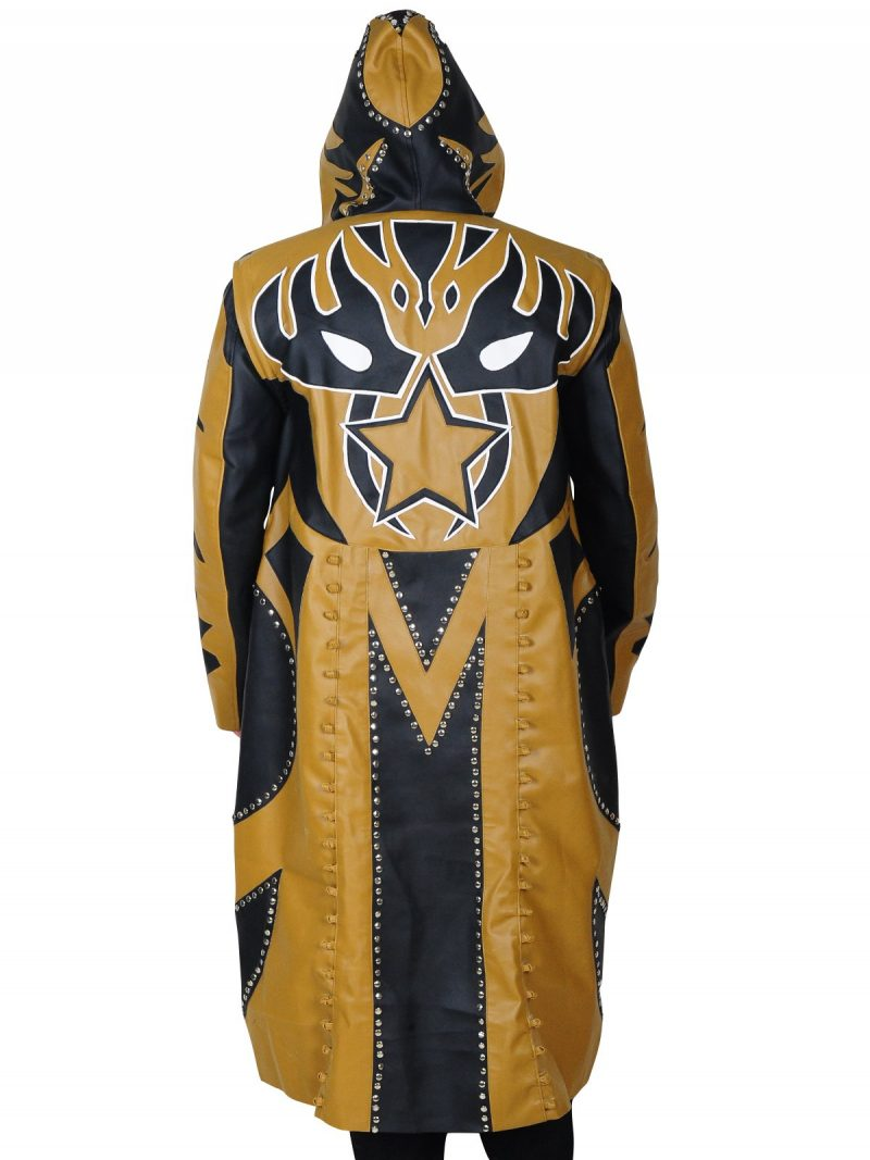 WWE Goldust Cosplay Coat For Halloween