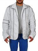 Michael Jackson Silver Jacket