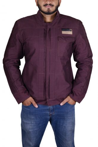 Rogue One Brown Cassian Andor Jacket