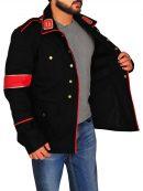 King Of Pop Michael Jackson Military Jacket