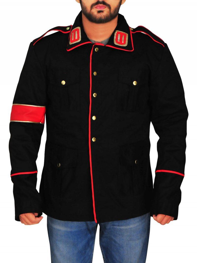 Famous Michael Jackson Military Jacket