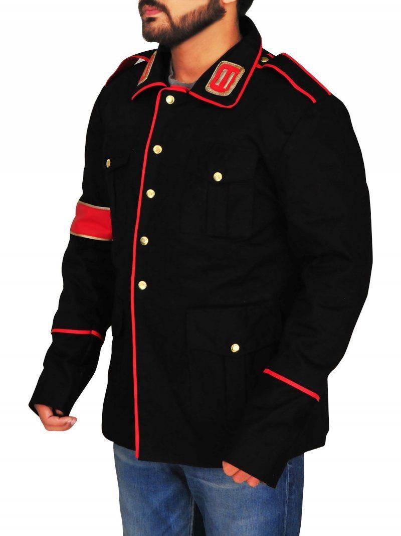 Famous Singer Michael Jackson Military Jacket
