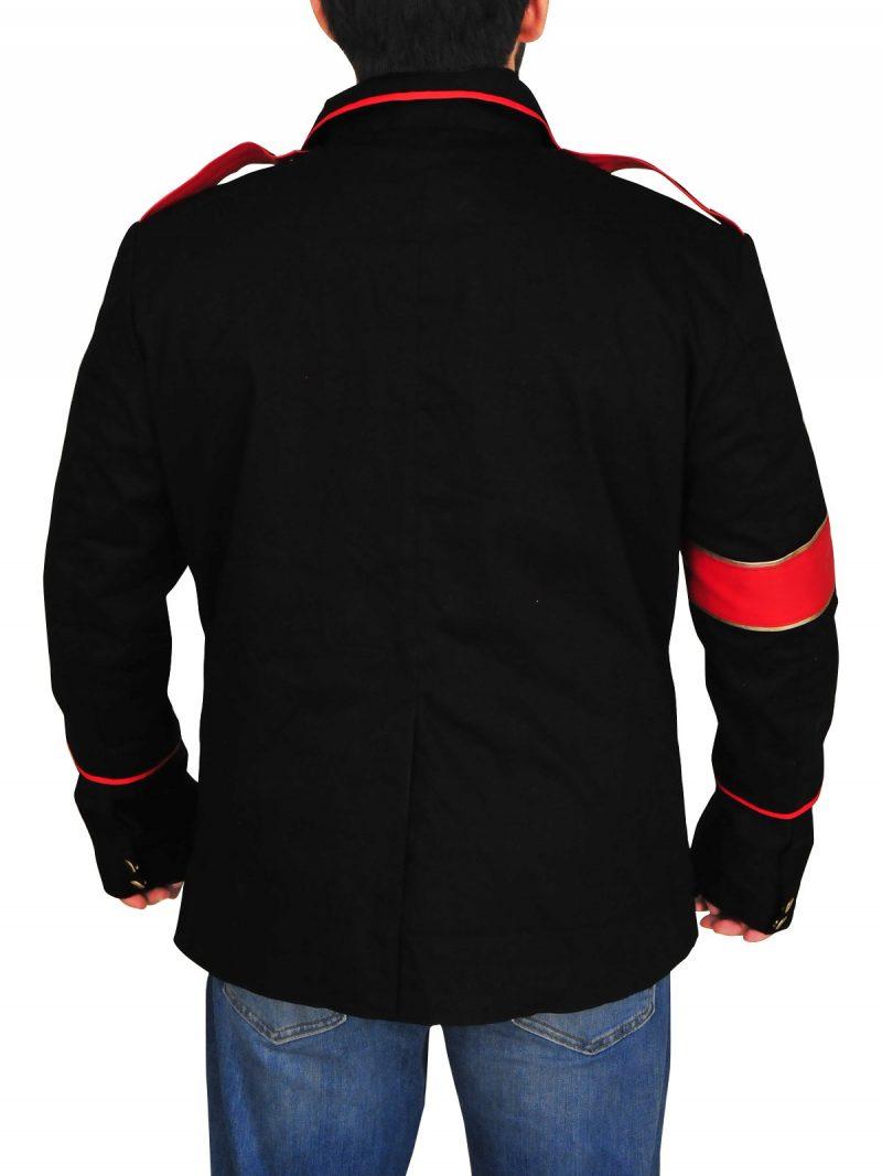 Michael Jackson Stylish Military Jacket