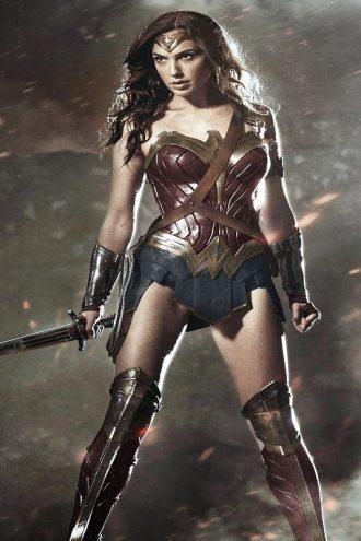 Wonder Woman Vest