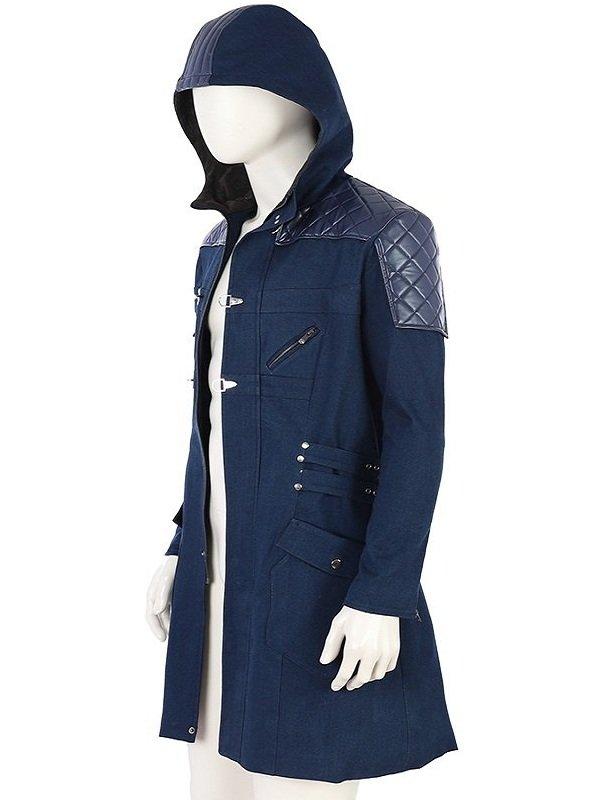 Devil May Cry 5 Nero Hoodie Coat
