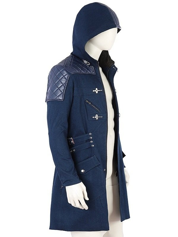 Nero Devil May Cry 5 Hoodie Coat
