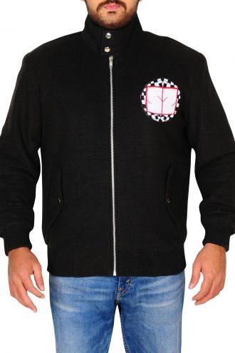 Sami Zayn Stylish Black Jacket