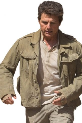 Tom Cruise The Mummy Nick Morton Jacket