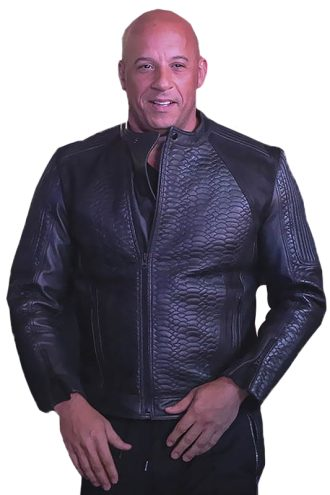 Vin-Diesel-xXx-3-Movie-Premiere-Crocodile-Black-Leather-Jacket