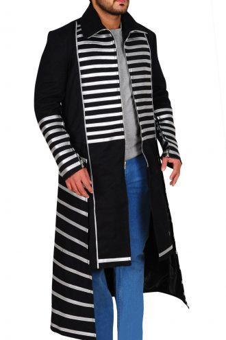 Michael Gregory Mizanin Design Coat