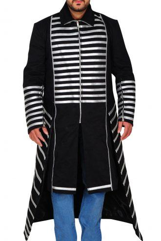 Michael Gregory Mizanin Stylish Coat