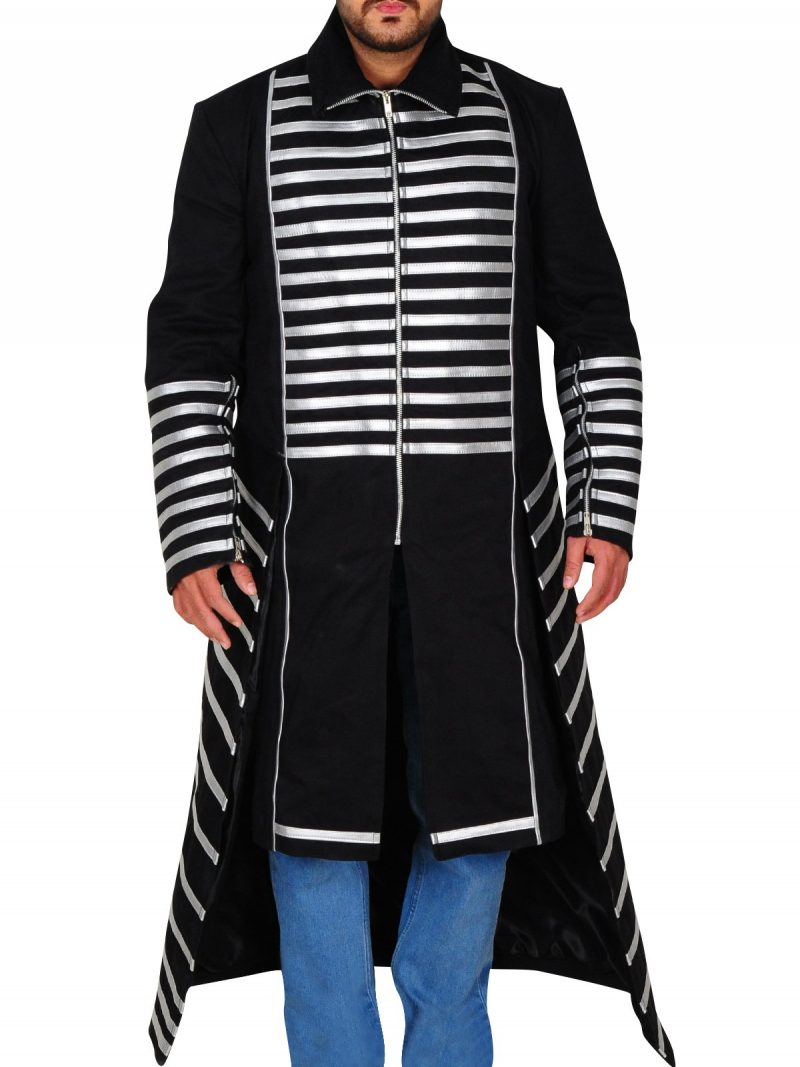 Michael Gregory Mizanin Stylish Coat