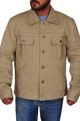 A Star Is Born Bradley Cooper Brown Jacket