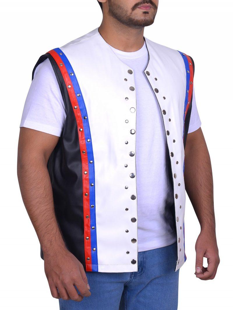 WWE A.J. Styles Stylish Hoodie Vest