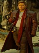 Galaxy 2 Chris Pratt coat
