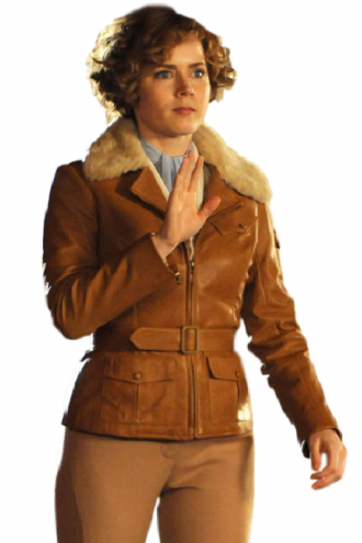 Amelia Earhart Night at the Museum 2 Jacket