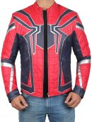 Spiderman Armor Avengers Infinity War Costume Jacket
