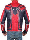 Spiderman Armor Avengers Infinity War Cosplay Jacket