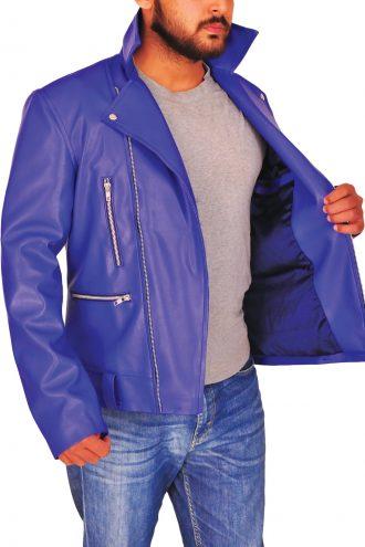Finn Bálor Stylish Blue Jacket