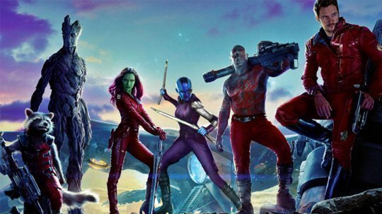 Charisma of the Movie Guardians of the Galaxy
