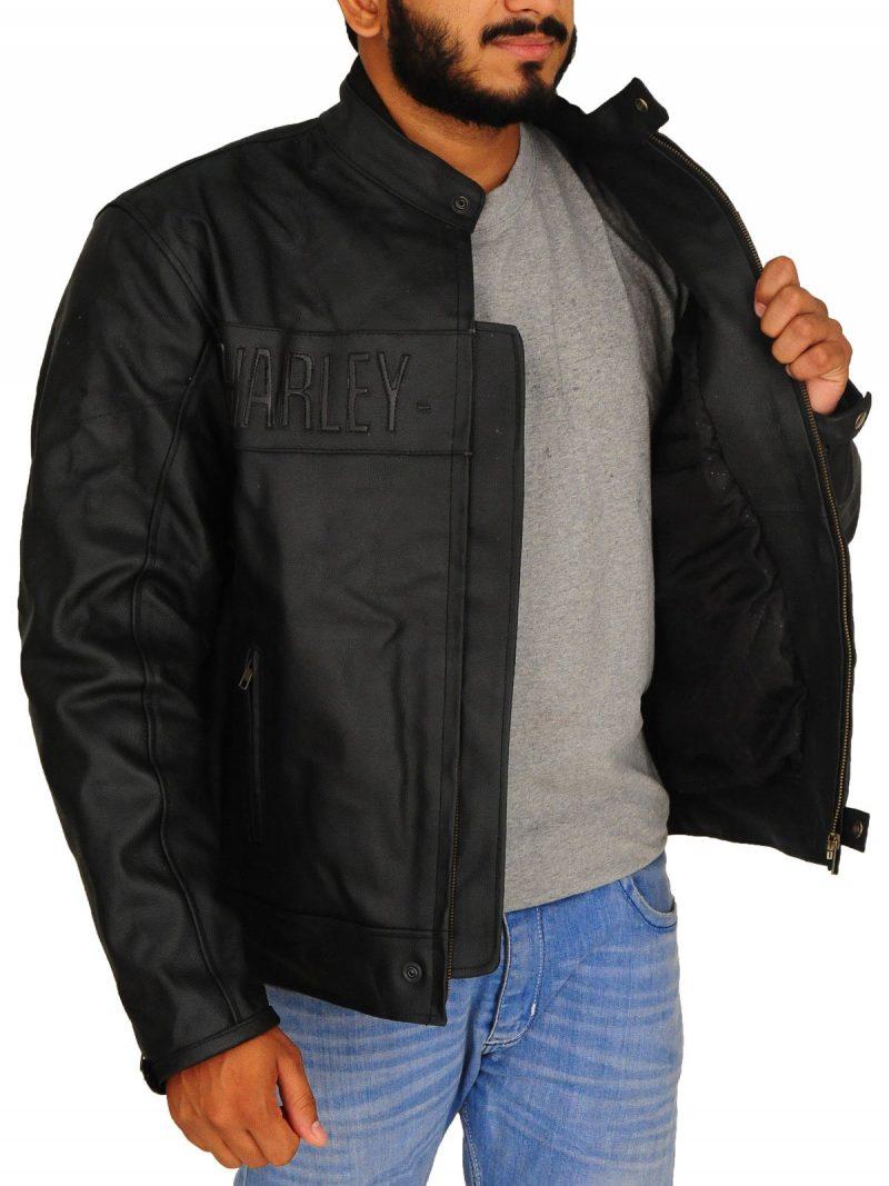 David Michael Bautista Jr Motorcycle Jacket