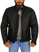 David Michael Bautista Jr Motorcycle Leather Jacket
