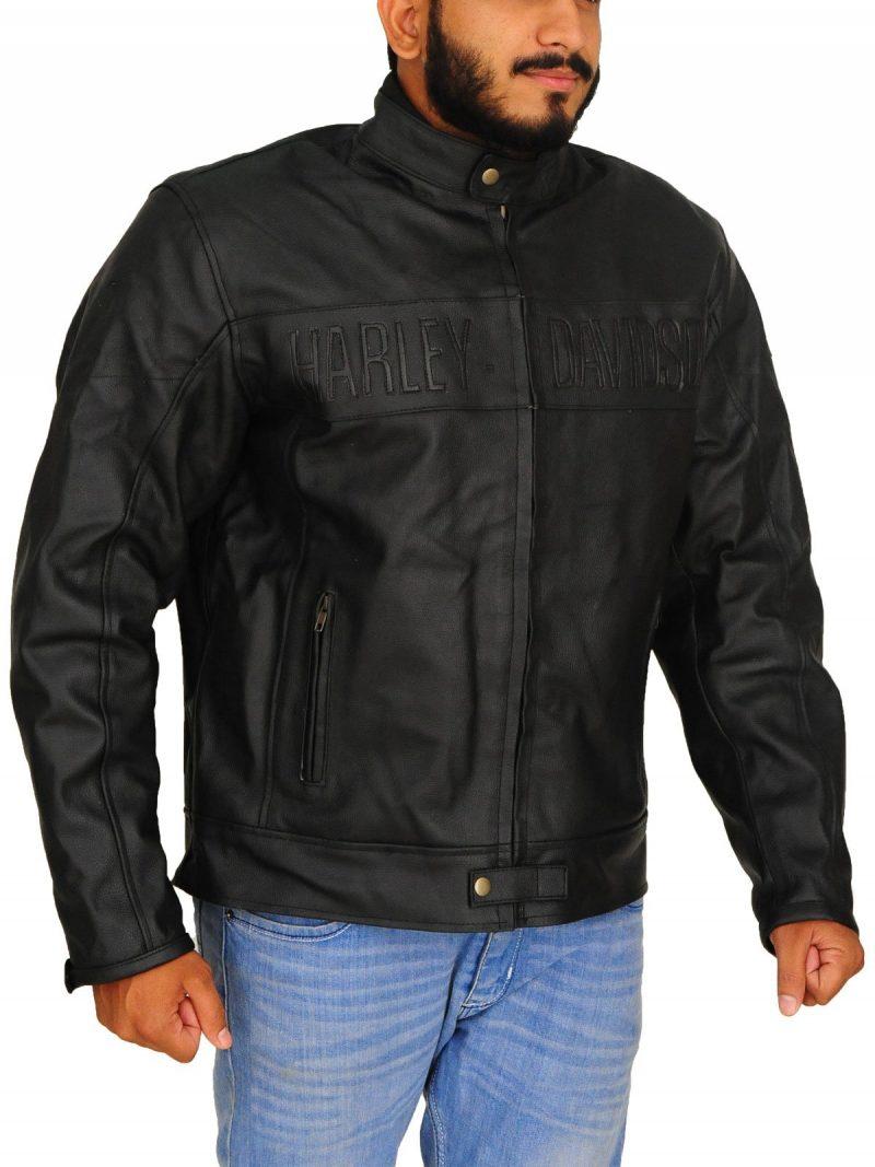 David Michael Bautista Jr Biker Jacket