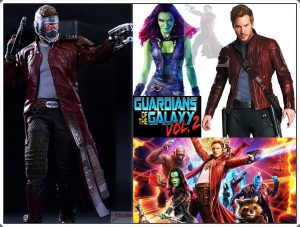Guardians of the Galaxy Coats