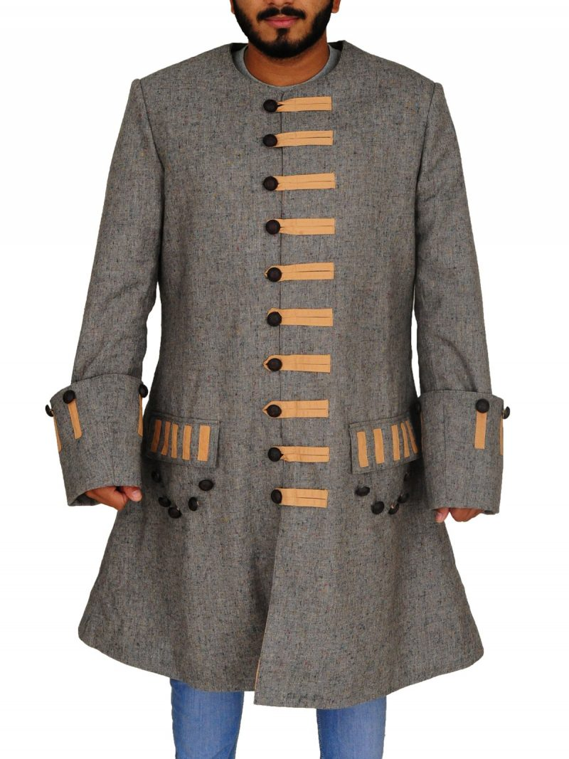 Captain Jack Sparrow Coat For Halloween