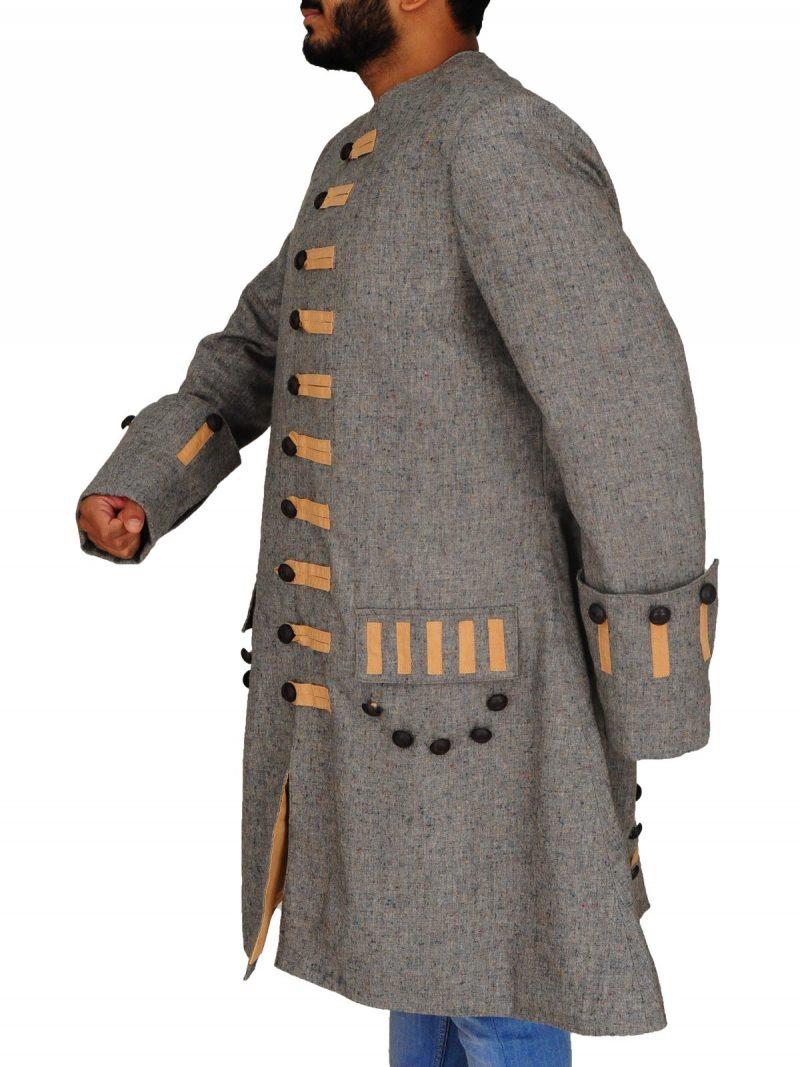 Jack Sparrow Costume Frog Coat