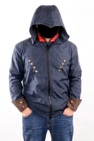 Arno Victor Dorian Assassins Creed Cosplay Hoodie