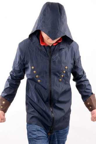 Arno Victor Dorian Assassins Creed Hoodie Costume