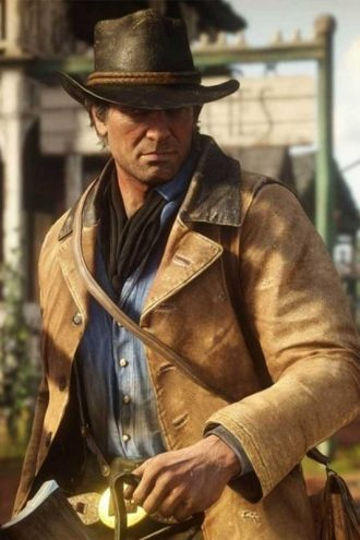 Arthur Morgan Red Dead 2 Cosplay Jacket