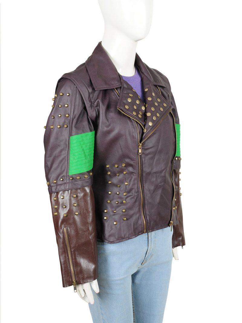 Descendants 2 Dove Cameron Leather Jacket